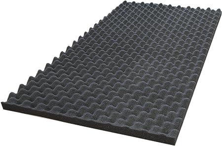 Mousse composite acoustique Isolant auto-adh/ésif 100 x 50/cm x H
