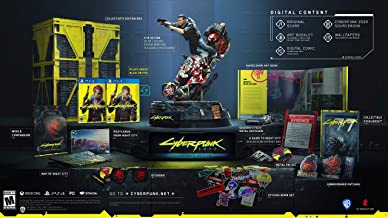 Cyberpunk 2077: Collector's Edition - PlayStation 4