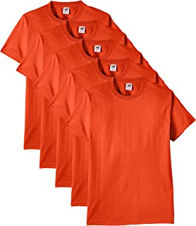 fb703c9b429e Amazon.co.uk: Orange - T-Shirts / Tops & Tees: Clothing