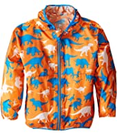 Hatley Kids - Wild Dinos Wind Breakers (Toddler/Little Kids/Big Kids)