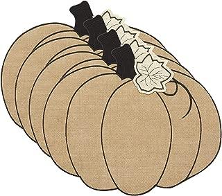 Best fall pumpkin placemats Reviews