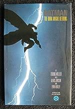 Batman: The Dark Knight Returns (4 Volumes)