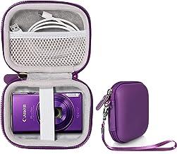 قاب دوربین دیجیتال Sony W800 / S، DSC W830؛ Canon PowerShot ELPH 180 ، ELPH 190 ، ELPH 350 HS ، ELPH 310 HS ، ELPH 360 ؛ Kodak PIXPRO بزرگنمایی دوستانه FZ43، FZ53-BL؛ نیکون COOLPIX L32