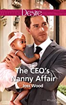 The Ceo's Nanny Affair (Billionaires and Babies Book 3)