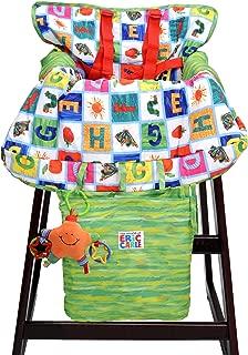 Eric Carle Very Hungry Caterpillar Alphabet Shopping Cart Cover