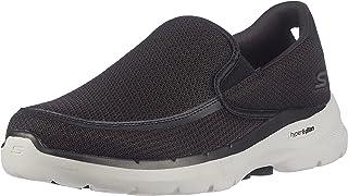 حذاء المشي الرجالي غو ووك 6 مرن وقابل للتمدد وسهل الارتداء من سكيتشرز