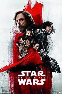 Trends International Star Wars: The Last Jedi - Imax Wall Poster, 22.375