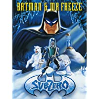 Batman and Mr. Freeze: Sub Zero HD Digital
