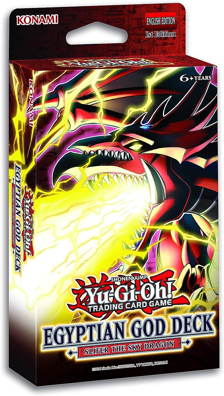 YU-GI-OH!- EGS1 Baraja de Estructura de Cartas coleccionables, Color