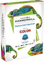 product image for Hammermill, 122549, Premium Color Copy Cover, 100 Bright, 60lb, 8.5 x 11, 250/Pack, Sold As 1 Pack
