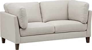 Rivet Midtown Mid-Centery Modern Upholstered Sofa Couch, 68.5