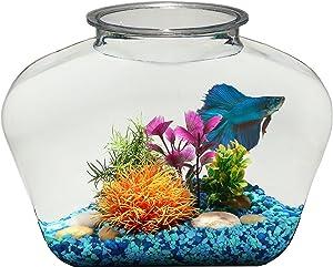 Koller Products 2 Gallon Fish Bowl - BL20LPET