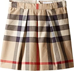 Burberry Kids Kittie Mini Skirt (Little Kids/Big Kids)