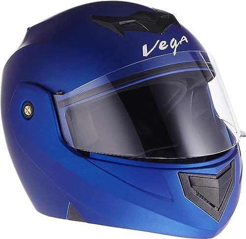 Vega Crux DX Flip-Up Helmet (Blue, M)