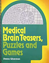 Medical Brain Teasers, Puzzles, and Games