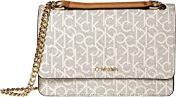Hayden Monogram Shoulder Bag