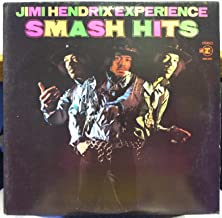 JIMI HENDRIX EXPERIENCE smash hits LP Mint- 1A/1A MSK 2276 Vinyl 1969 Record