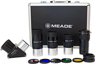 Meade Instruments 607010 Series 4000 2-Inch Eyepiece and Filter Set (Black)
