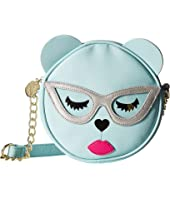 Luv Betsey Moe Kitch Canteen Crossbody