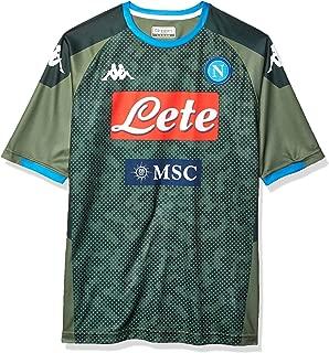 Italian Serie A Men's Replica Away Match Shirt, Green, XXL