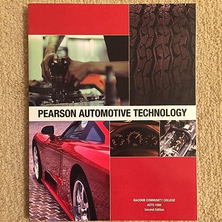 PEARSON AUTOMOTIVE TECHNOLOGY: Bruce Benedict, Macomb