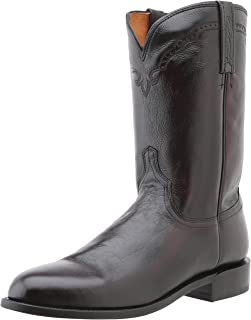 Best lucchese boots black cherry Reviews