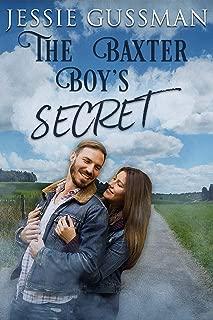 The Baxter Boy's Secret (Baxter Boys Book 3) Sweet Contemporary Romance