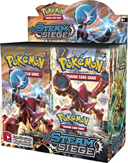 Pokemon TCG: XY11 Steam Siege Booster Box