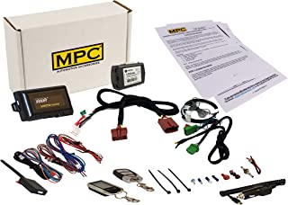 Complete 2-Way LCD Remote Start Keyless Entry Kit for 2007-2013 Acura MDX - Plug-n-Play - Firmware Preloaded