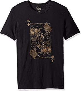 Lucky Brand Men's Ace Skulls Graphic Tee