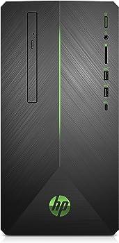 HP Pavilion Gaming Desktop (Quad Ryzen 5 2400G / 8GB / 1TB / 4GB Video)