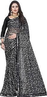 Best plain white saree with black border Reviews