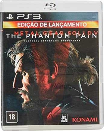 Metal Gear Solid: The Panthom Pain - PlayStation 3