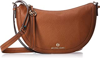 MICHAEL KORS Womens Small Messenger Bag, Luggage - 30H9GCDM1L