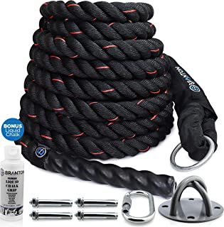 spartan rope size