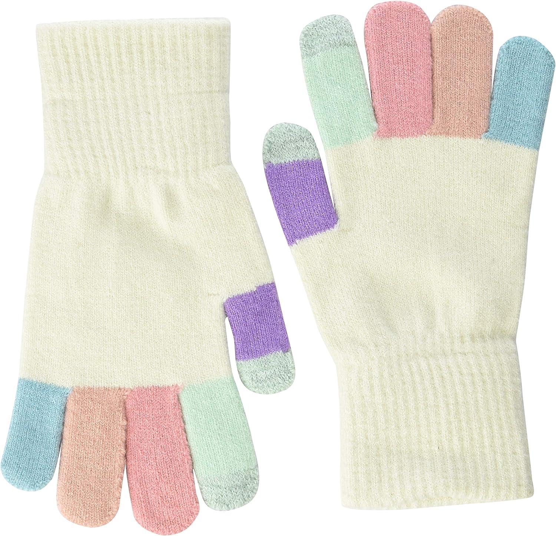 Steve Madden Women's Multi Color Finger Touch Screen Glove