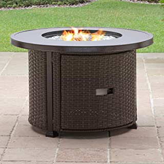 Best better homes and garden gas fire pit Reviews