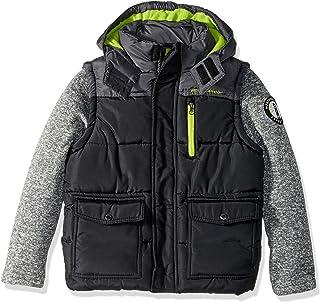 防风雨男孩外套夹克(多种款式可?。?                          srcset=