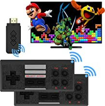 Upgrade Wireless Retro Video Game Console With 787 Retro Video Games, Hd Output Nes Retro Game Console ,Old Arcade Plug An...