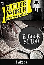 Butler Parker Paket 2 – Kriminalroman: E-Book 51-100 (German Edition)