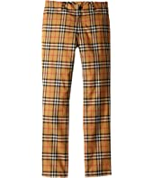 Burberry Kids - Teo Relaxed Trousers (Little Kids/Big Kids)
