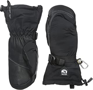 Hestra Winter Ski Gloves: Mens and Womens Army Leather Extreme Cold Weather Mittens