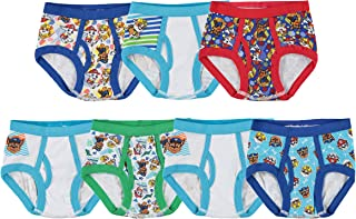 Handcraft Little Boys' Toddler Paw Patrol Brief (Pack of...
