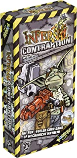 Privateer Press Infernal Contraption 2nd Edition Board Game