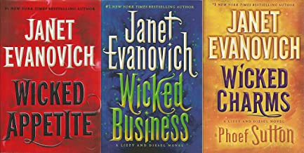 Lizzy and Diesel, Books 1-3: Wicked Appetite, Wicked Business, and Wicked Charms