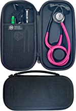 Pod Technical Classicpod Micro Stethoscope Case for Littmann Classic Stethoscopes - All Black