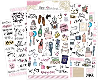 Best wedding planning stickers Reviews