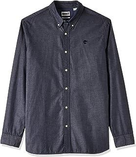 Timberland Men's Wellfleet Solid Oxford Shirt