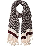 Kate Spade New York - Diamond Oblong Scarf