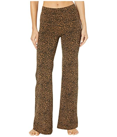 Hard Tail High-Rise Wide Flare Pants (Hickory) Women